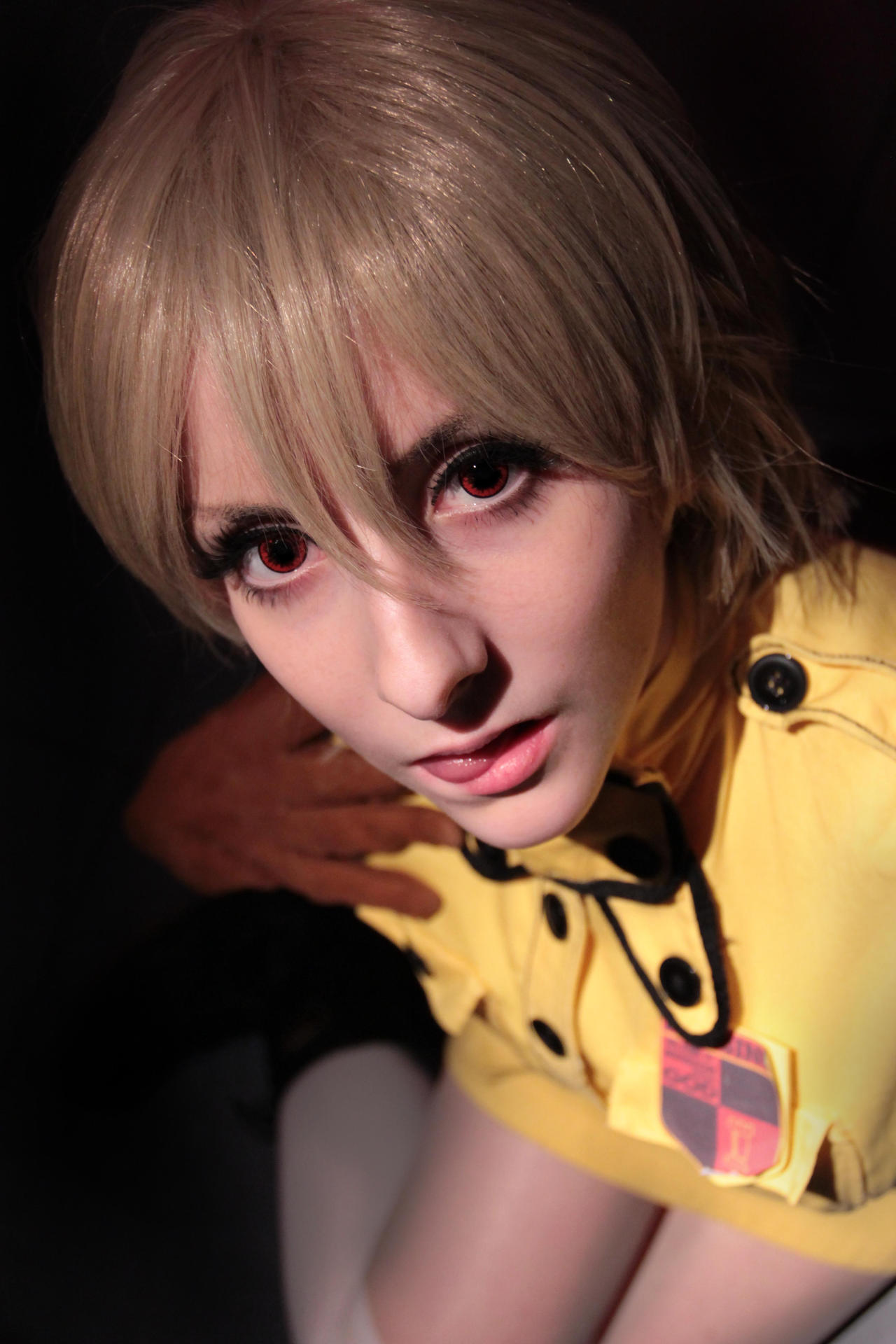 Seras Victoria III by PineapplePandah