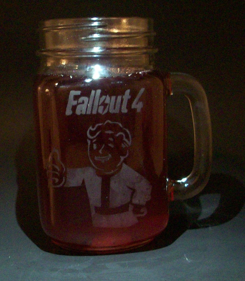 Fallout Mug by sonic-skywalker