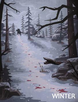 The Last of Us - Winter