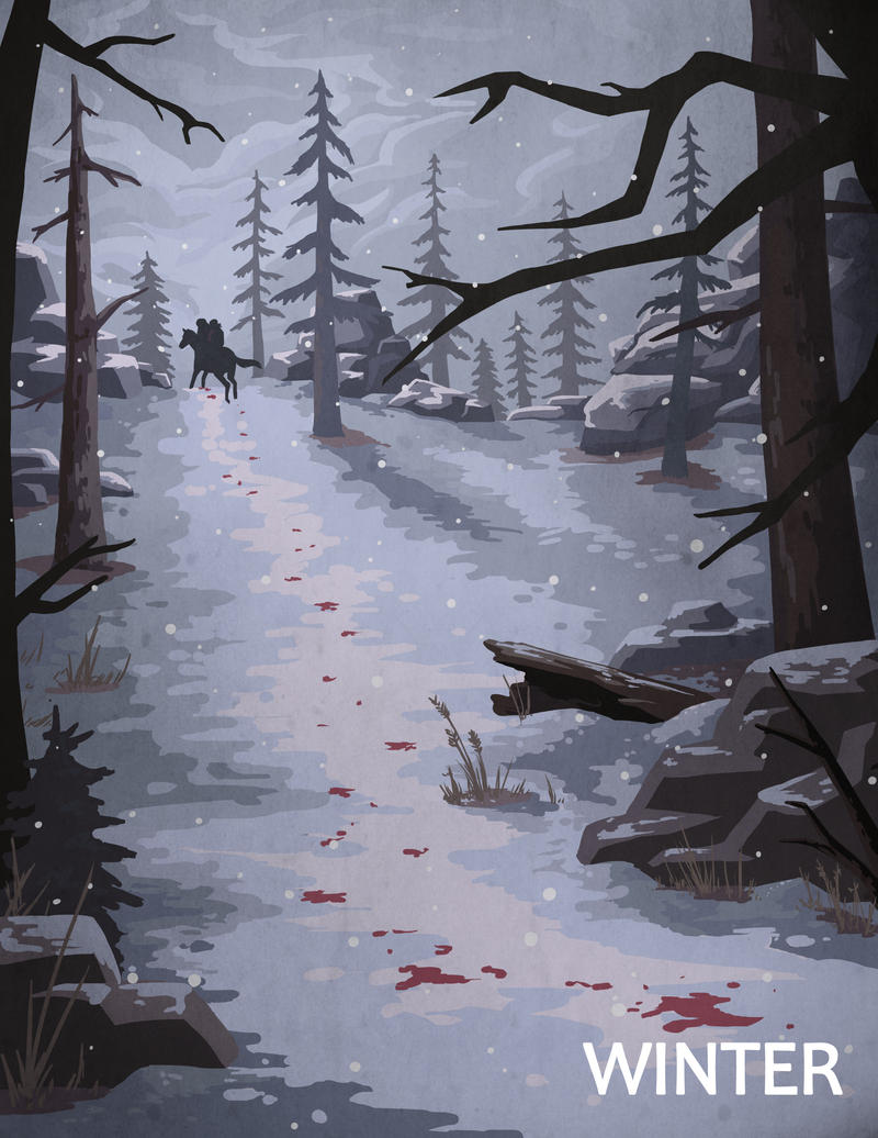 The Last of Us - Winter by bladesfire