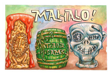 Mahalo Mugs