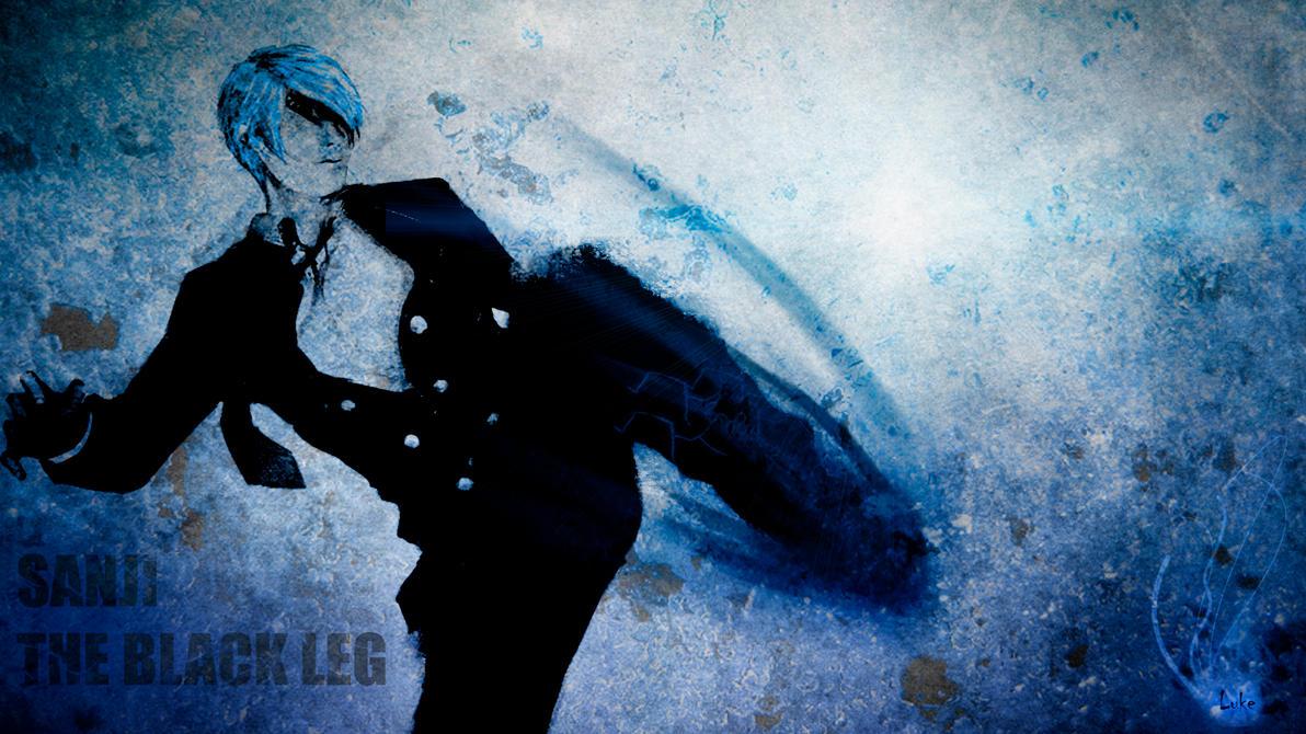 Sanji Wallpaper HD By Lukebpc