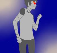 Dance Dance brobot by Blue-Jell-o