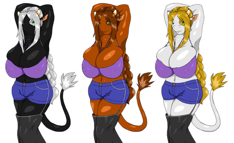 Three Heathers by TheFrogan