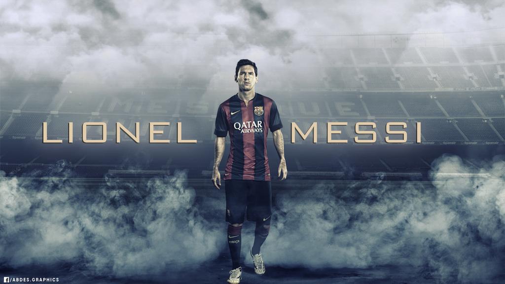 Lionel Messi 2015 HD Wallpaper By Abdessamad-zak On DeviantArt