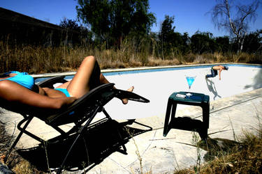 tanning 2 by myoungblood