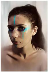 Portrait by GeorgeLovesyArt