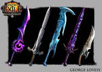 Path of Exile Swords