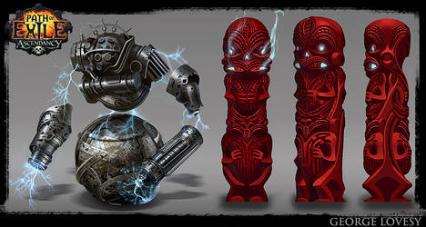 Path Of Exile MTX Designs