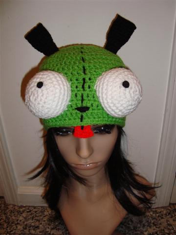 Crochet Invader Zim Patterns : GIR ROBOT CROCHET PATTERN CROCHET