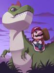 Mario's Smash Time