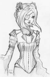 sketch - day 32 by unsolvedenigma