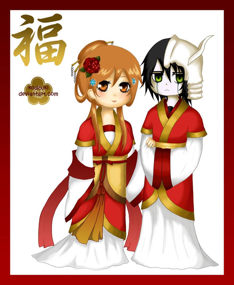 happy chinese new year 2008 by kodzuki - Chinese New Year 2008