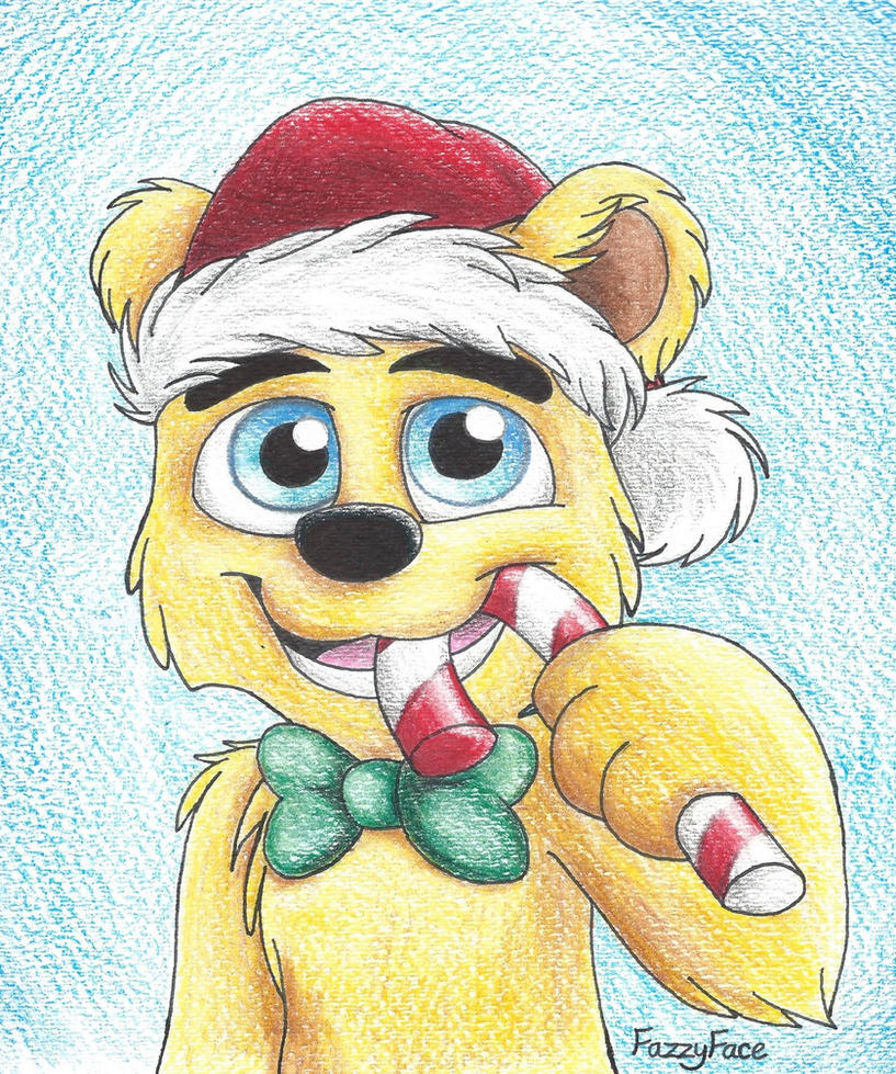Jolly Lil' Goldie by FazzyFace