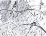 Patagonian Pterosaur Perils