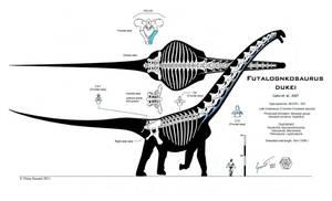 Futalognkosaurus recon Mk. VI