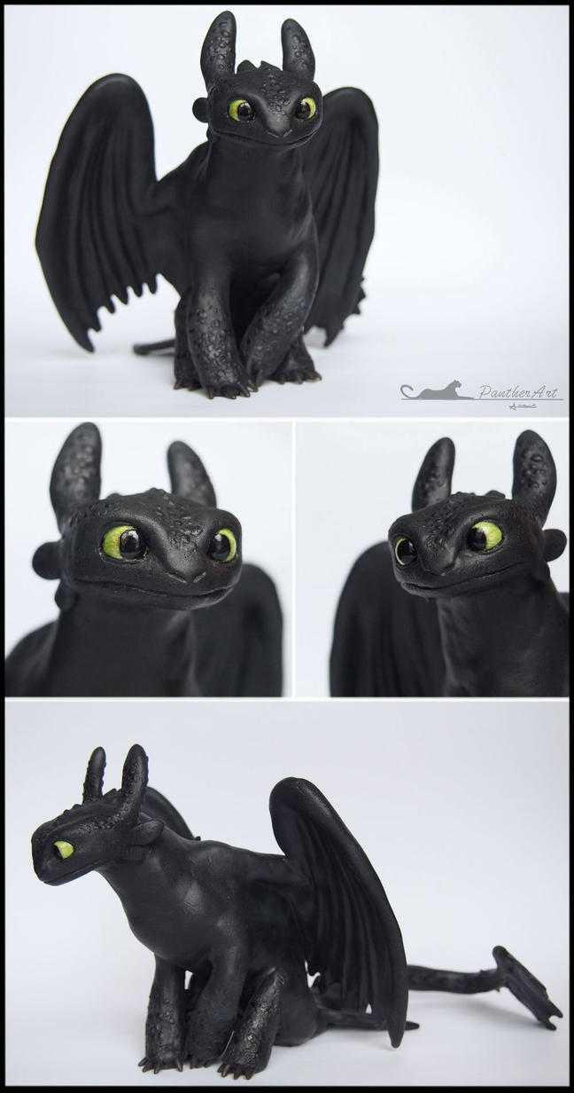 :.Toothless.: by XPantherArtX