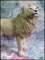 :.OOAK White lion.: by XPantherArtX