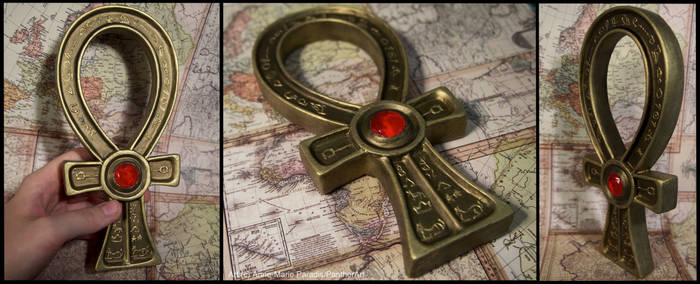 :.The Amulet of Horus.: by XPantherArtX