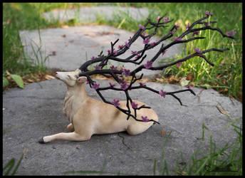 :.Forest spirits - Zelkova.: by XPantherArtX