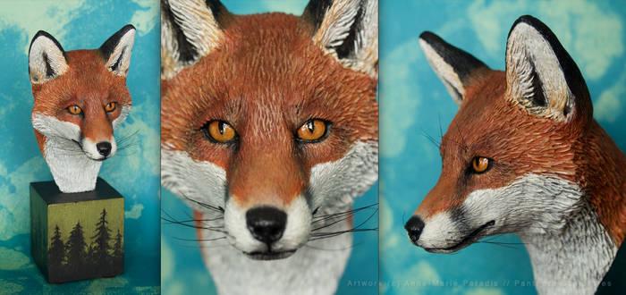 :. Red Fox .: