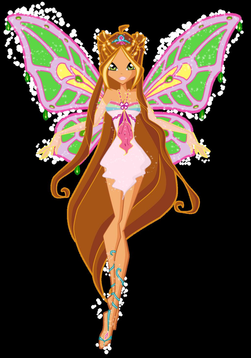 Flora Enchantix By Crystalotaku On Deviantart