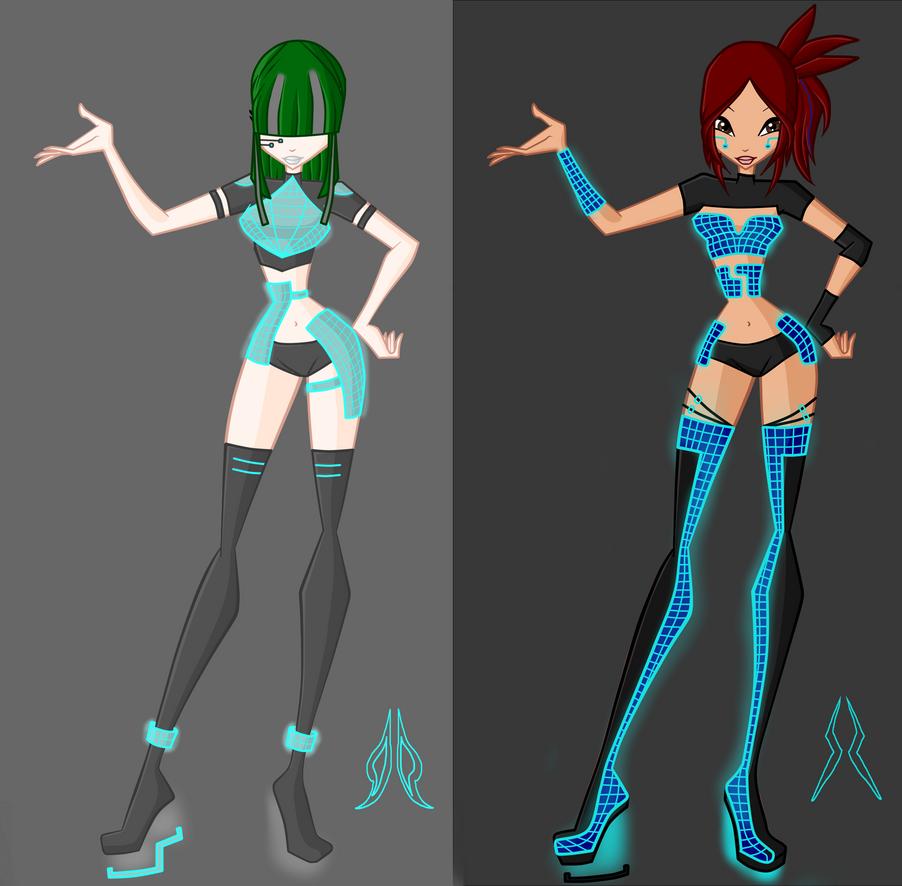 Robotix ideas by CrystalOtaku21