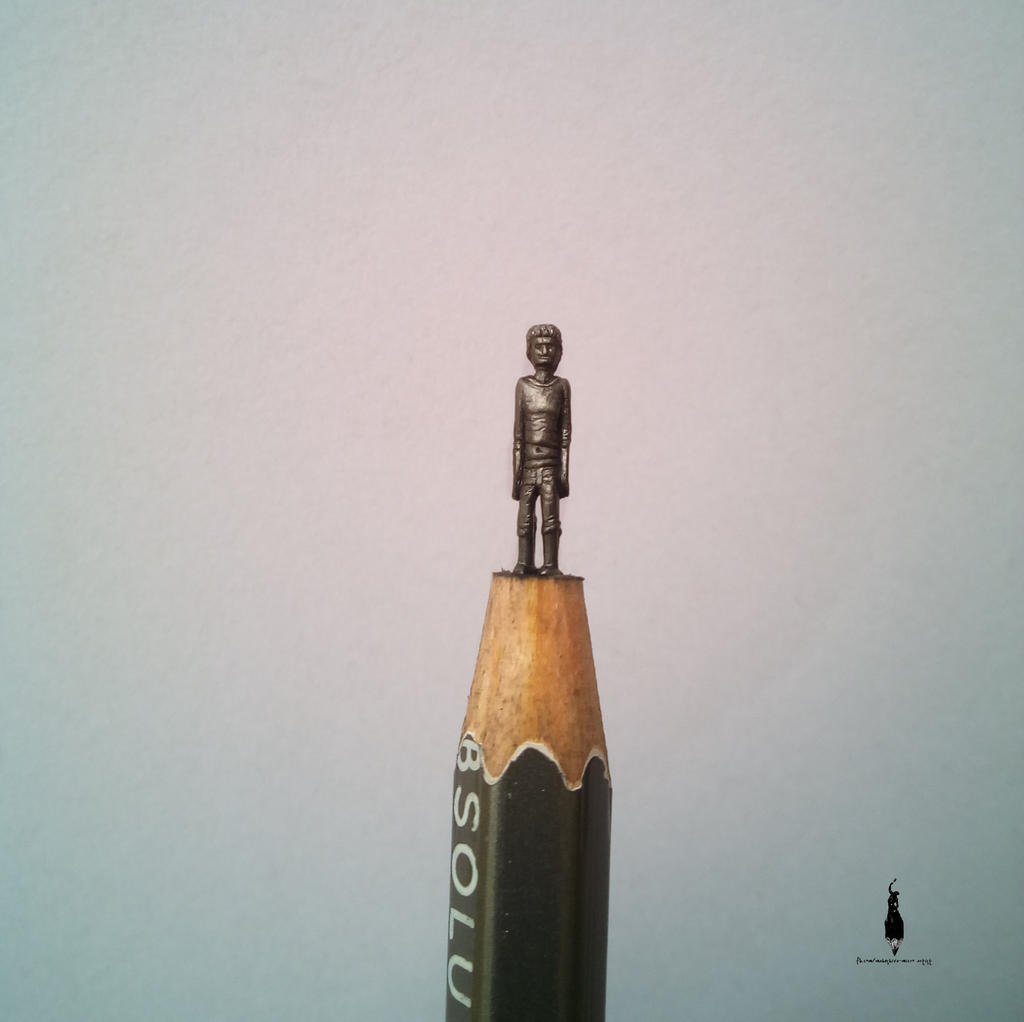 Pencil carving by maheshiva on deviantart
