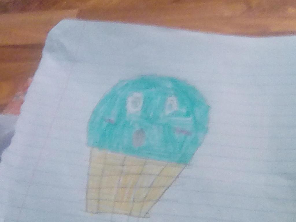 anime ice cream by stolenmemesclub