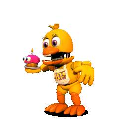 un-withered chica by stolenmemesclub