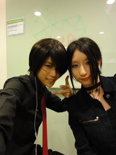 GACKT and NANA by eN-yen