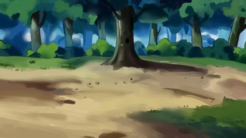 Pokemon Landscape Images Pokemon Images