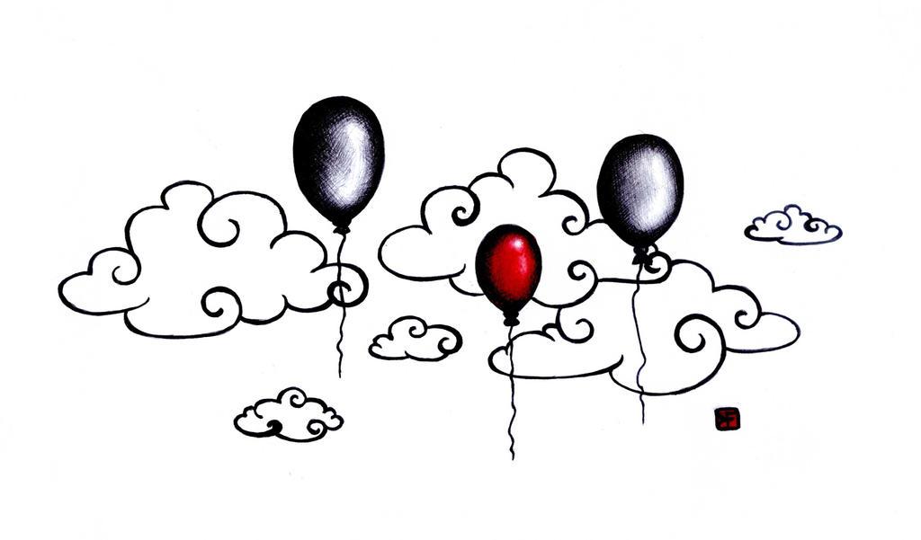 Balloon by yuu277