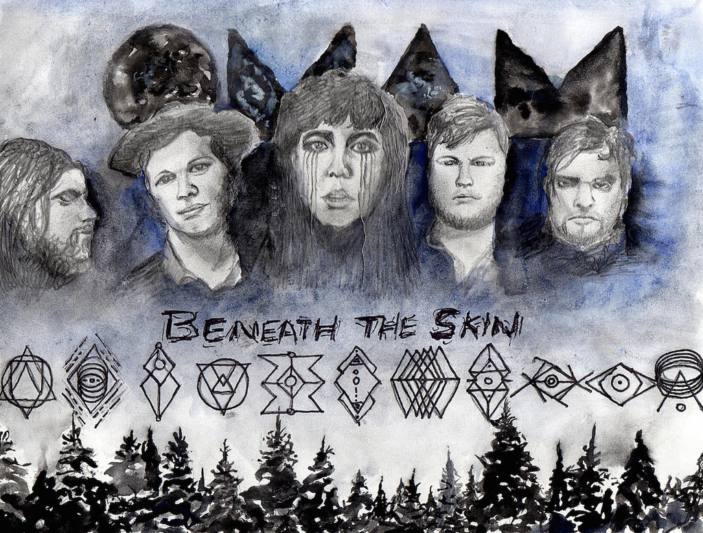 Of Monsters And Men Beneath The Skin Symbols