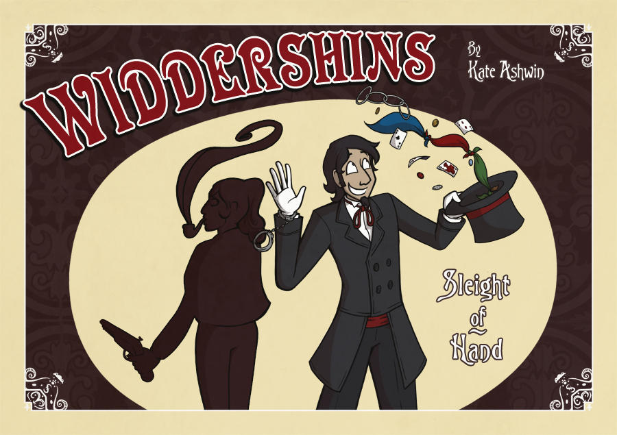 Widdershins Cover Page