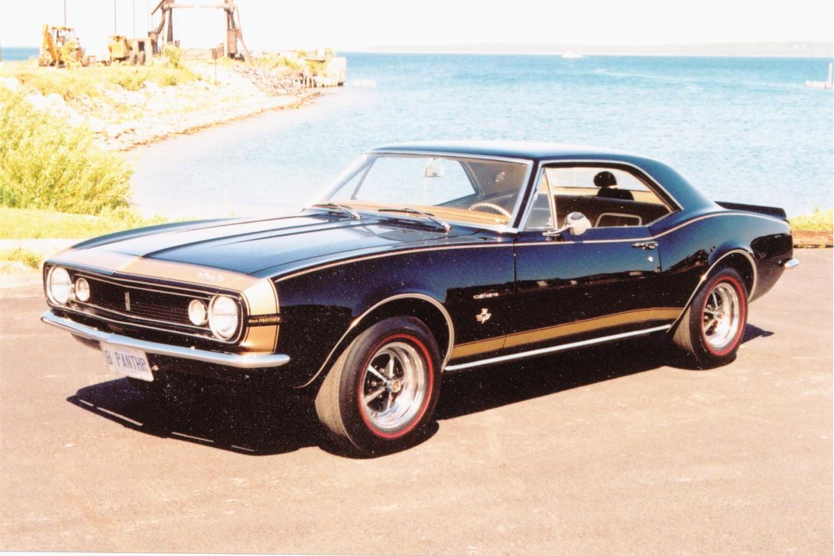 The Rarest Camaro Of All Time Is Page 5 Camaro5