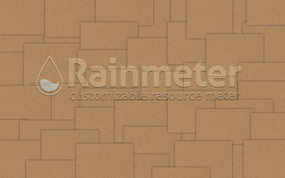 RainMeter Leather 5