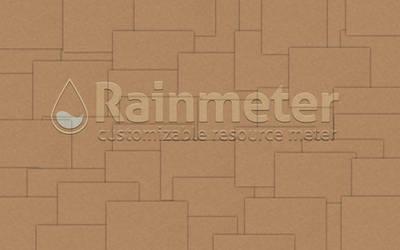 RainMeter Leather 5
