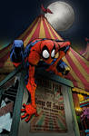 Marvel Adventures Spidey Cover