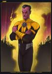 DC Set 3 - Sinestro