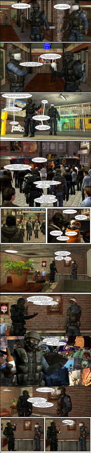 Servers Redone: Part 2 pg 1