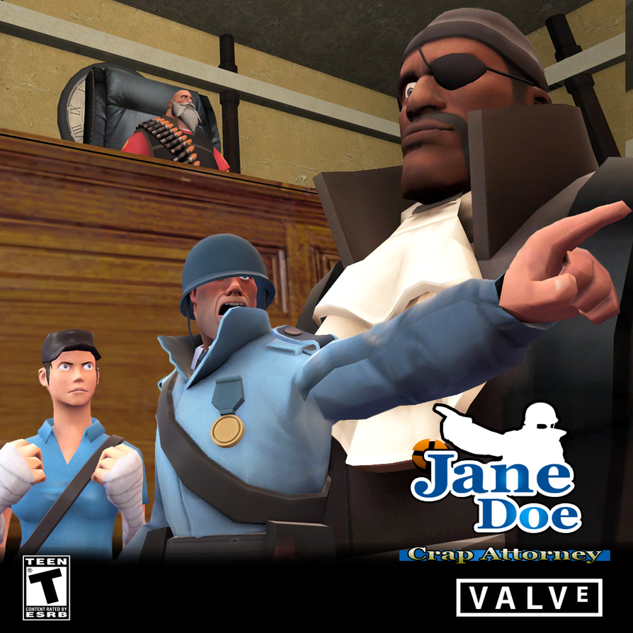 Jane Doe: Crap Attorney by usaokay