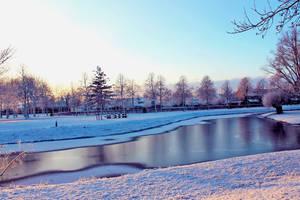 Ice Palace by ShiroiKrow