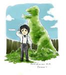 Edward and Dinosaur Tree