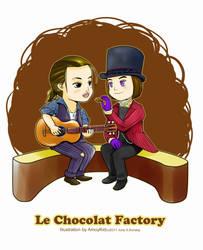 Le Chocolat Factory