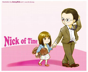 Nick of Time by amoykid