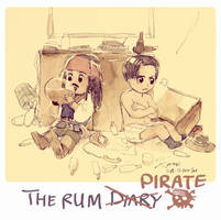 the Rum Pirate