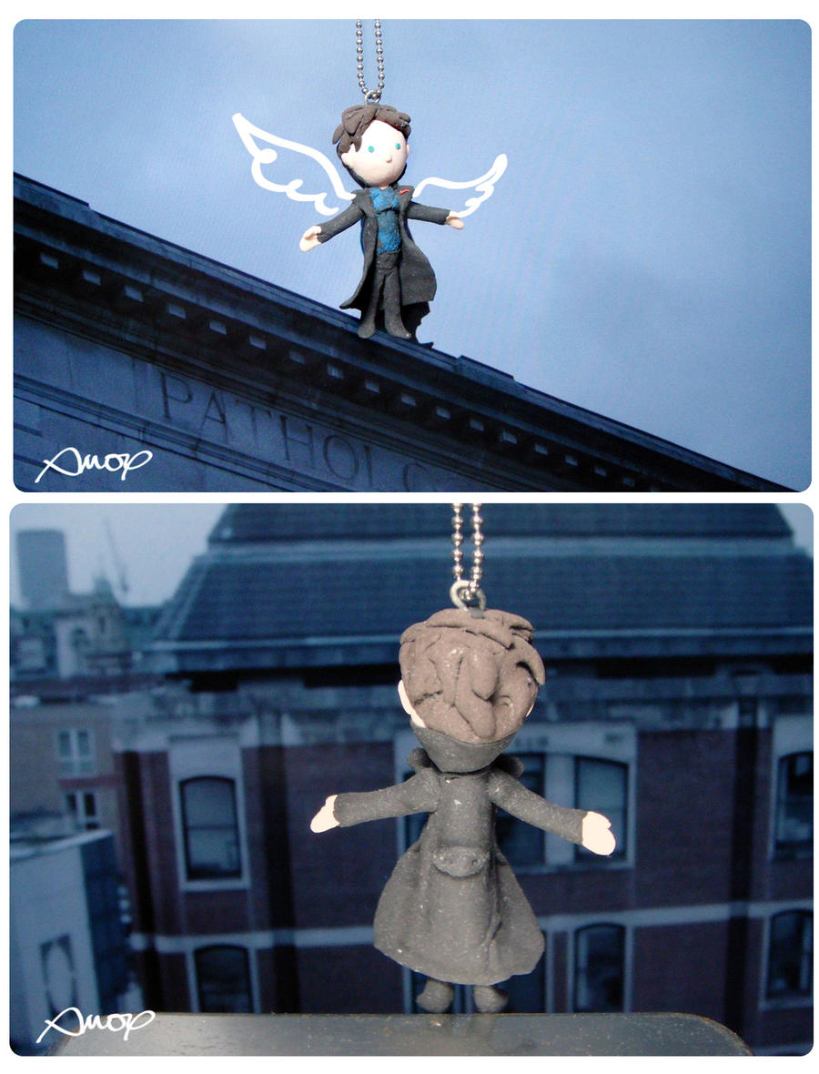 Sherlock Roof DollSh by amoykid