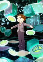 Genius Billionaire Playboy Philanthropist by amoykid