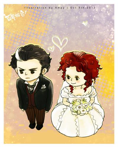 Wedding by amoykid